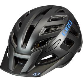 Giro Radix MIPS Helmet Women matte black/electric purple